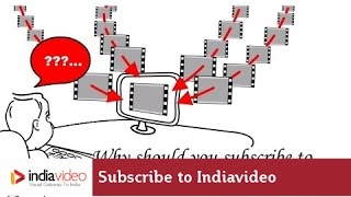 Subscribe to Indiavideo.org