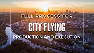 Flying a drone in the City LEGALLY - Full Process Explained!