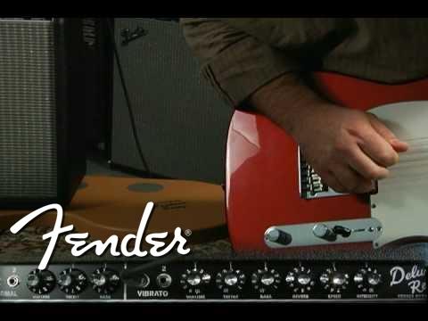 FENDER 65 Deluxe Reverb Head Kytarový lampový zesilovač