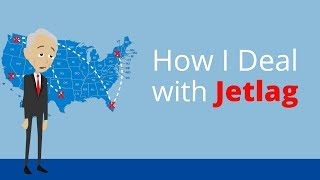 How To Deal With Jet Lag [Travel Tips] | Brian Tracy