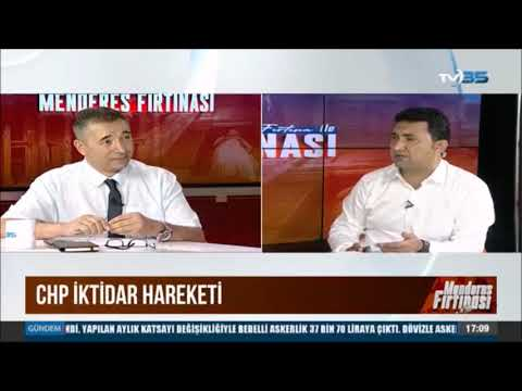 TV 35 PROGRAMI-Mustafa Ali FIRTINA - Rufay KARAHAN.