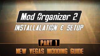 Fallout New Vegas Mod Organizer 2 Setup