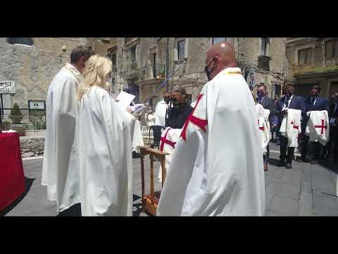 Preview video Investitura Templari Caggiano 2020