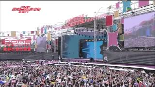 EXO-K - Run @ H.K Dome Feestival 2014 [Live Show]