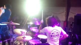 Tantric, Mind Control Live, Drummer Cam