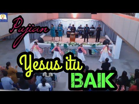 GBI Alfa Omega Jemaat Tanjung Uban/pujian Tuhan Yesus baik