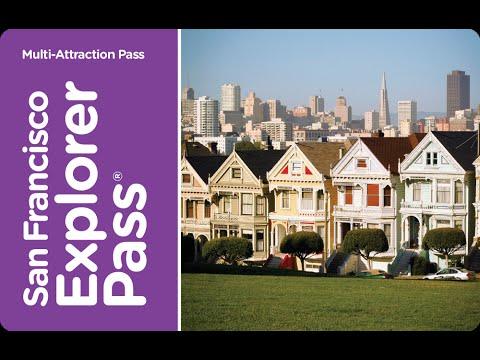 San Francisco® Explorer Pass - Visit Top San Francisco Attractions