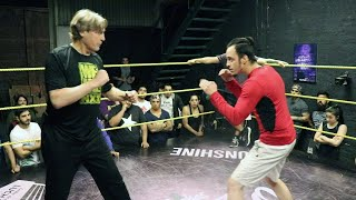 William Regal scouts WWE prospects in Santiago, Chile