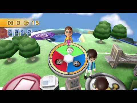 around the world wii game review