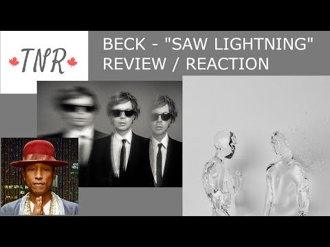 "Beck - ""Saw Lightning"" TRACK REVIEW"