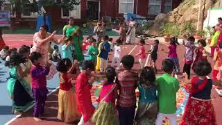 <b>Bathukamma Celebrations</b>