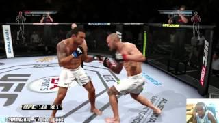 UFC - UFC Fights - FALL BACK!! - UFC Fights 2014 | Ea Sports UFC