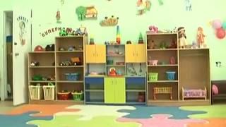 На Купянщине продолжается ремонт Глушковского детского сада