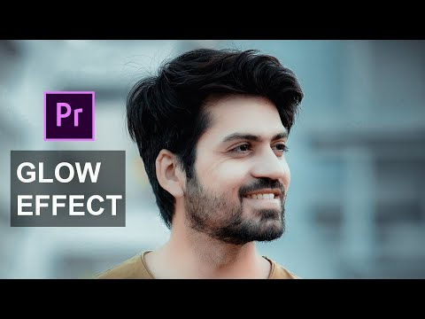Create SMOOTH GLOW EFFECT on your FACE for videos in Premiere Pro