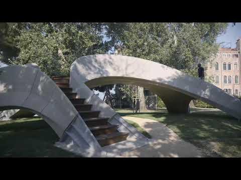 Nova metoda 3D štampe - Betonski most bez armature