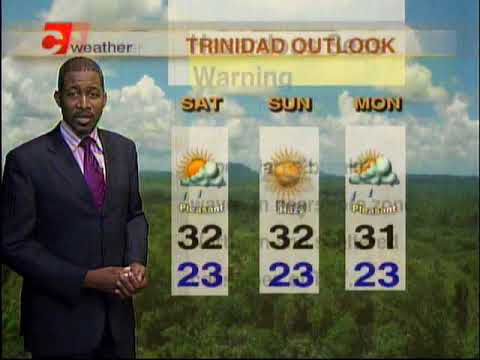 Weather Outlook   Thursday April 18th 2018