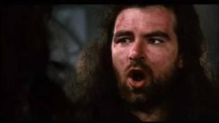 Горец, Оригинальный трейлер 1986 года