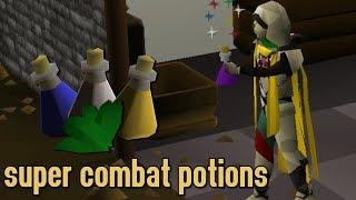 Power Hour: Super Combat Potions