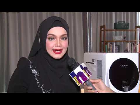 CUCKOO new Brand Ambassador 2020 - Dato Sri Siti Nurhaliza