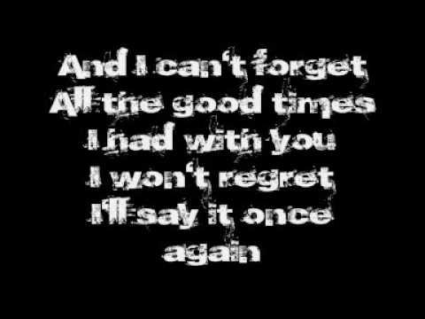 Música Forgetting You