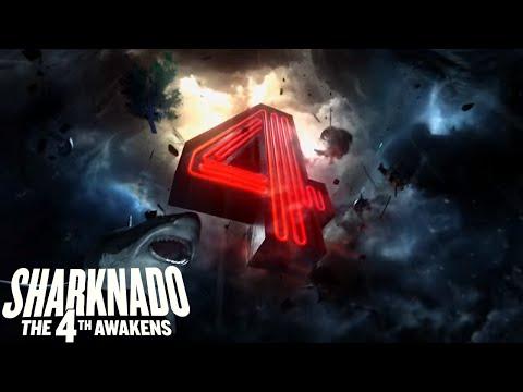 Sharknado: The 4th Awakens (Teaser)