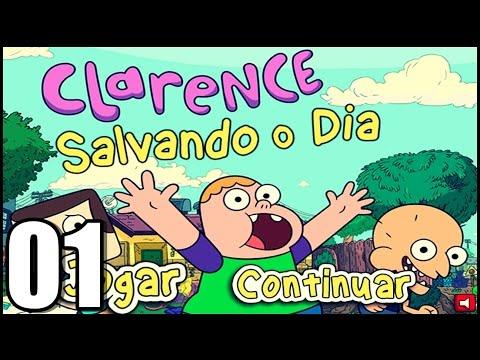 Jogo Clarence salva o dia
