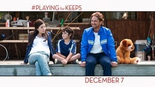 Playing For Keeps - Official Trailer