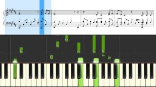 Unforgettable French Montana feat. Swae Lee - Piano Cover - Instrumental