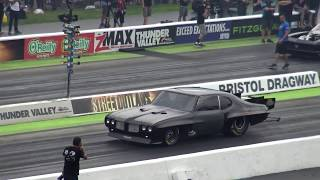EVERY 405 StreetOutlaws gets beat at Bristol No Prep for $200,000