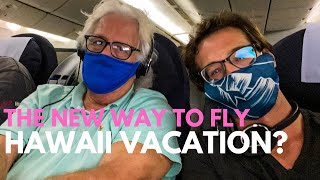 Flying During the Pandemic: Hawaii to California