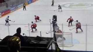 ЧМ-2016 Финляндия Венгрия (3:0) Гол А.Баркова / World Cup 2016 Finland Hungary (3: 0) Goal A.Barkova