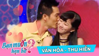 Funny couple makes him tomorrow - excitement Van Hoa - Thu Hien | BMHH 164 💏