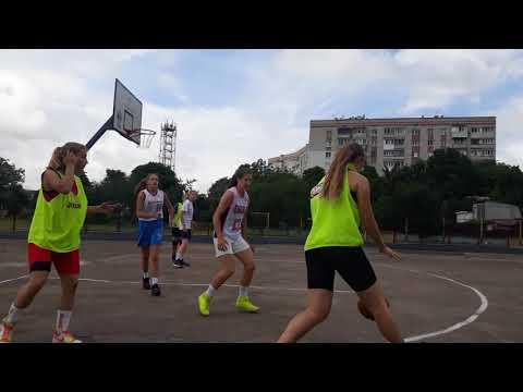 """STREETBALL """"БИТВА НА УНАВІ-2"""" турнір серед дівчат"""