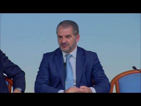 #italiasicura - Presentazione del piano nazionale per la riduzione del rischio idrogeologico