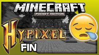 RIP HyPixel PE 😢 | Mala Noticia Minecraft PE (Pocket Edition) 0.14.0