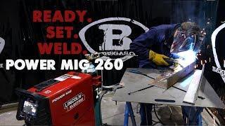Power MIG 260 Welding Review Part 2