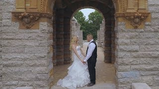 Fairy Tale Wedding At A Real Castle