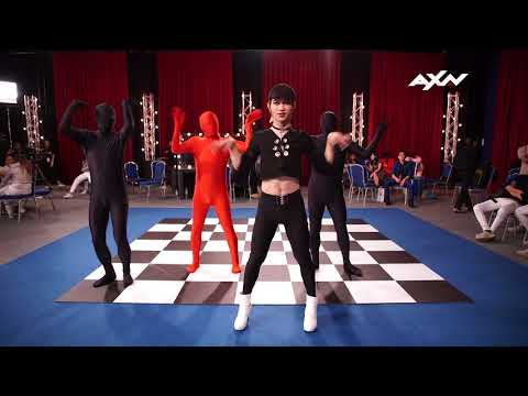 3GagaHeads Try Vogue Dance | Asia's Got Talent 2017