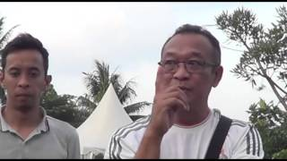 Training Group JNE Tangerang Di Lubana Sengkol Outbound