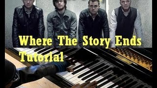 The Fray - Where The Story Ends Tutorial