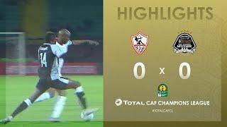 CL CAF: Zamalek SC 0-0 TP Mazembe
