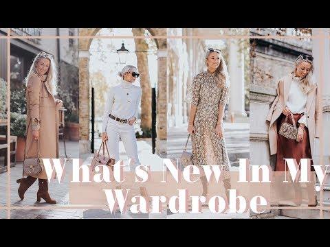 WHAT'S NEW IN MY WARDROBE // November 2018 // Fashion Mumblr