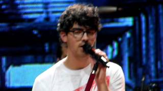 Drive - Jonas Brothers Soundcheck - São Paulo/Brazil 2013