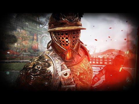[For Honor] The Godbringer Longarms - Gladiator Brawls