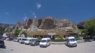 Visiting BAKHCHYSARAI, Crimea (7/2018)