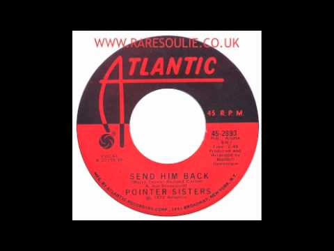Pointer Sisters - Send Him Back - Atlantic