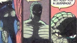Supervillain Origins: Killer Croc