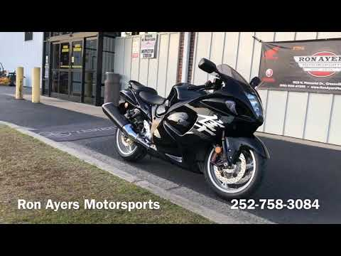 2019 Suzuki Hayabusa in Greenville, North Carolina - Video 1