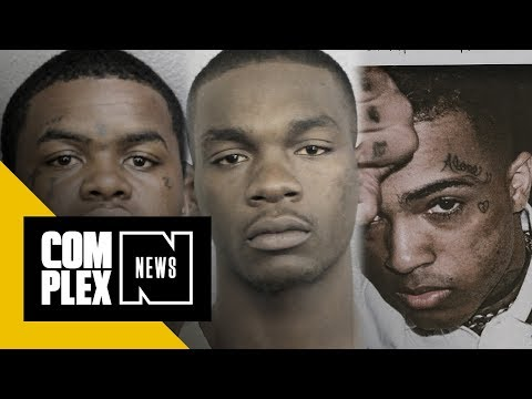 Four Men Indicted by Grand Jury for Fatal Shooting of XXXTentacion