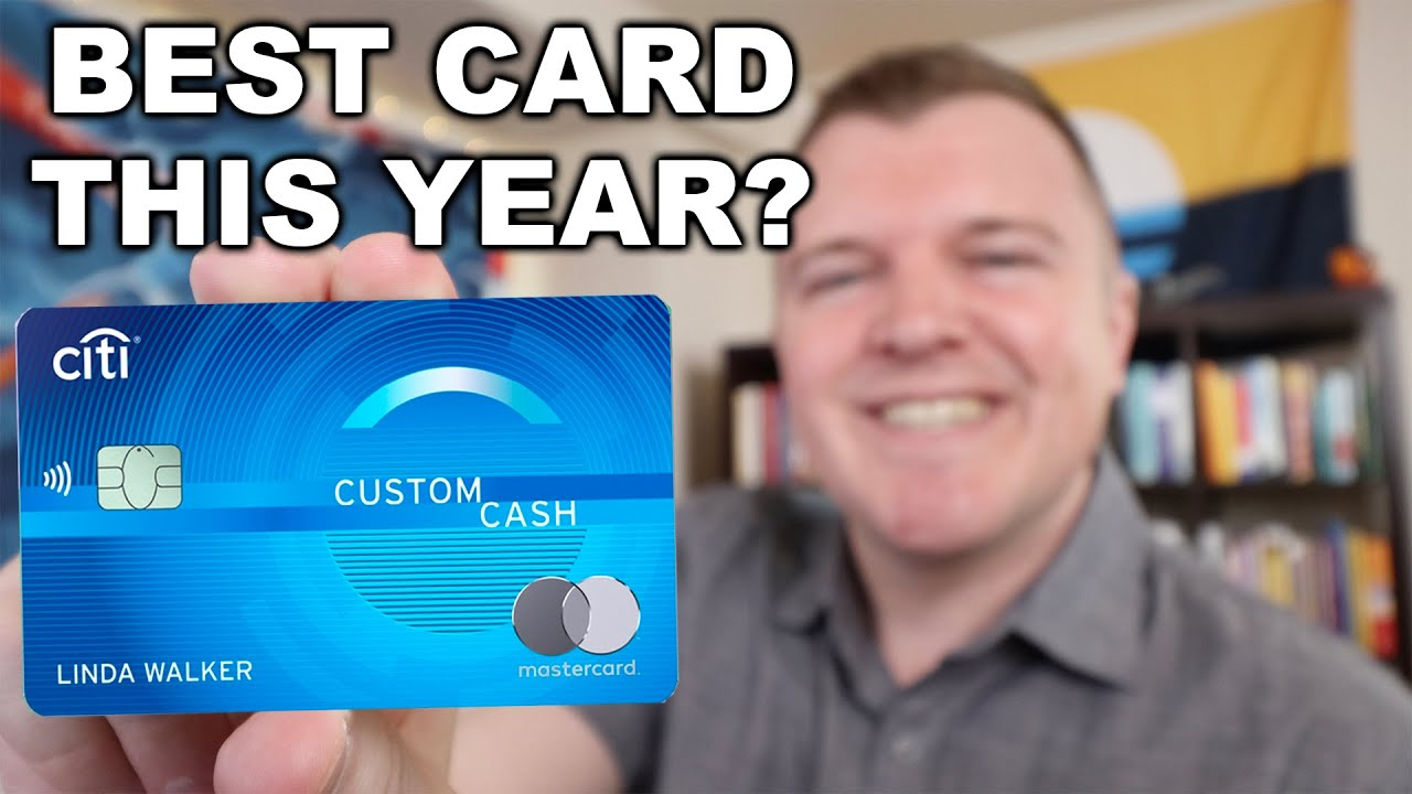 Finest Charge Card This Year? Citi Customized Money! thumbnail